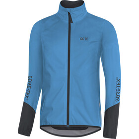 GORE WEAR C5 Gore-Tex Active Jakke Herrer, dynamic cyan/black